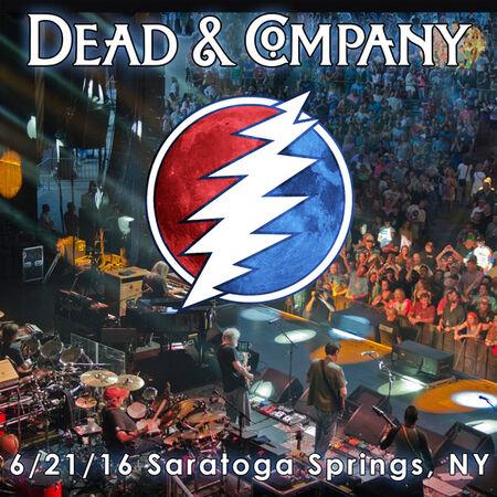 06/21/16 Saratoga Performing Arts Center, Saratoga Springs, NY