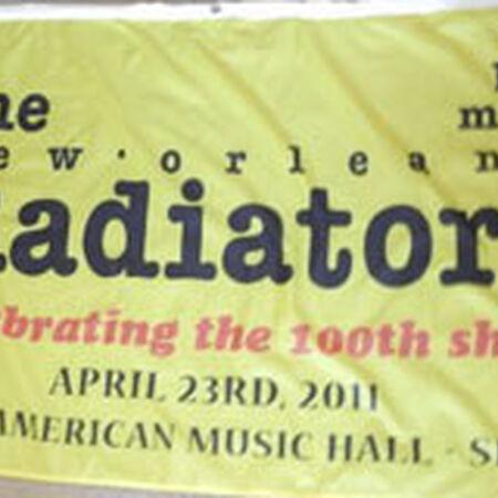 04/23/11 Great American Music Hall, San Francisco, CA