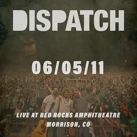 06/05/11 Red Rocks Amphitheatre, Morrison, CO