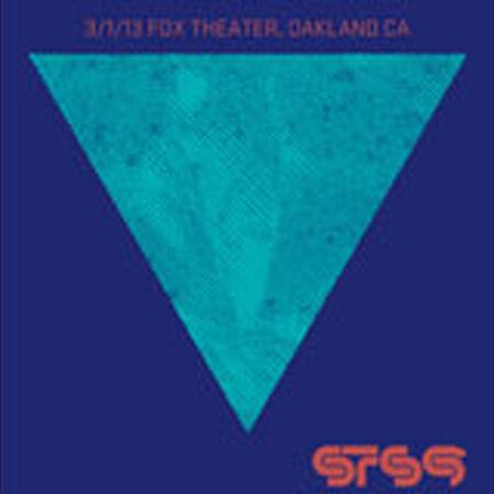 03/01/13 Fox Theater, Oakland, CA