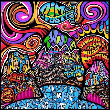 09/01/18 Adirondack Independence Music Festival, Lake George, NY