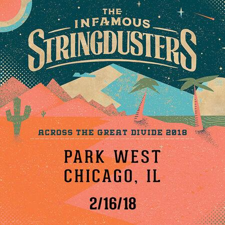 02/16/18 Park West, Chicago, IL