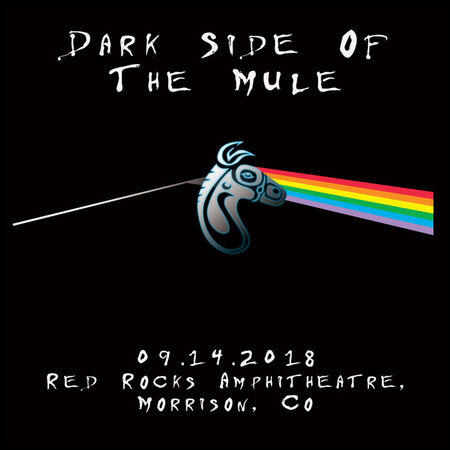 09/14/18 Red Rocks Amphitheatre, Morrison, CO