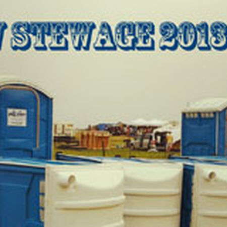 Raw Stewage 2013