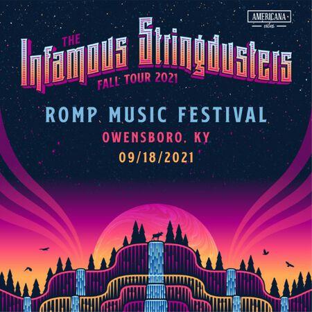 09/18/21 Romp Music Festival, Owensboro, KY