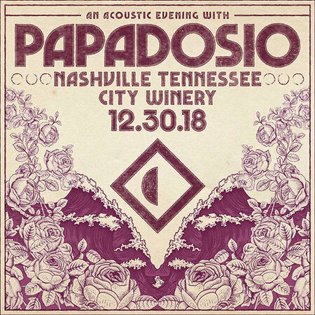 12/30/18 City Winery, Nashville, TN