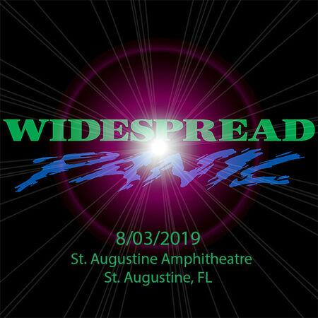 08/03/19 St. Augustine Amphitheatre, St. Augustine, FL