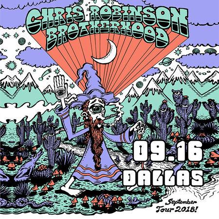 09/16/18 Canton Hall, Dallas, TX