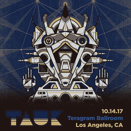 10/14/17 Teragram Ballroom, Los Angeles, CA