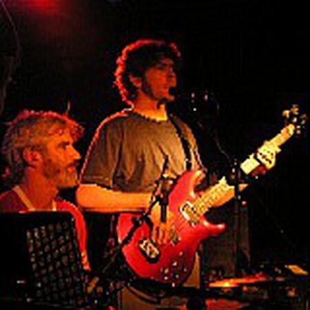 04/01/04 The Cat House, Glasgow,  UK