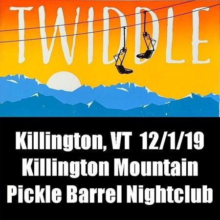 12/01/19 Killington Mountain, Killington, VT