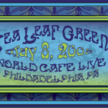 05/08/08 World Cafe Live, Philadelphia, PA