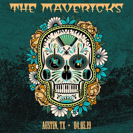 04/05/19 ACL Live, Austin, TX