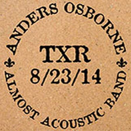 08/23/14 Terrapin Crossroads, San Rafael, CA