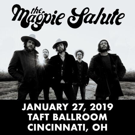01/27/19 Taft Ballroom, Cincinnati, OH