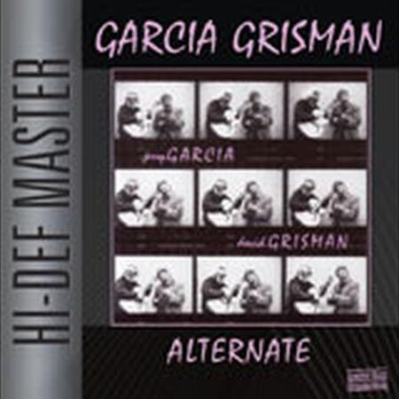 Garcia/Grisman Alternate Takes