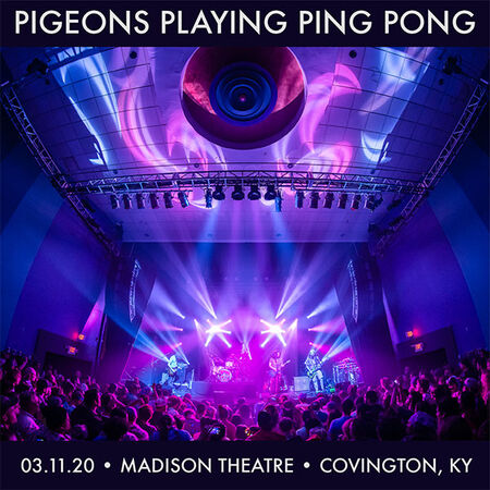 03/11/20 Madison Theater, Covington, KY