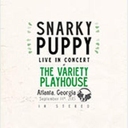 09/14/15 Variety Playhouse, Atlanta, GA