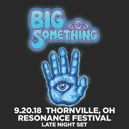 09/20/18 Resonance Music Festival - Late, Thornville, OH
