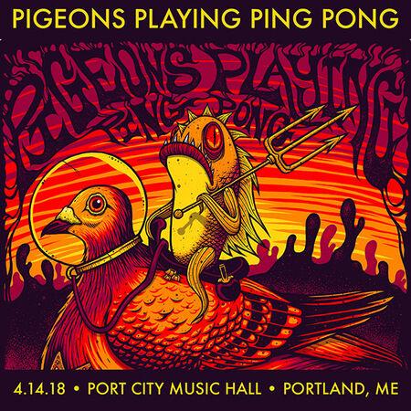 04/14/18 Port City Music Hall, Portland, ME