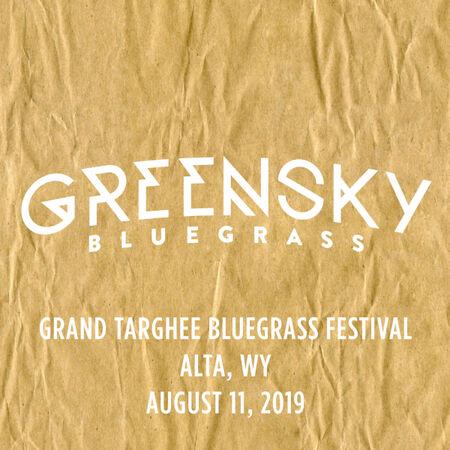 08/11/19 Grand Targhee Bluegrass Festival, Alta, WY