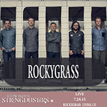 07/24/15 Rockygrass Main Stage, Lyons, CO