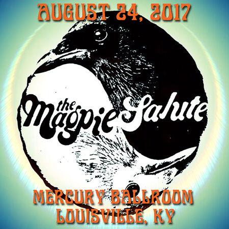 08/24/17 Mercury Ballroom, Louisville, KY