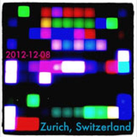 12/08/12 El Lokal, Zurich, CH