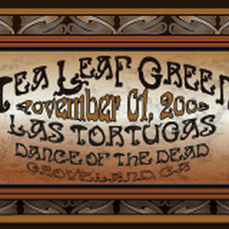11/01/08 Las Tortugas Dance of the Dead, Groveland, CA