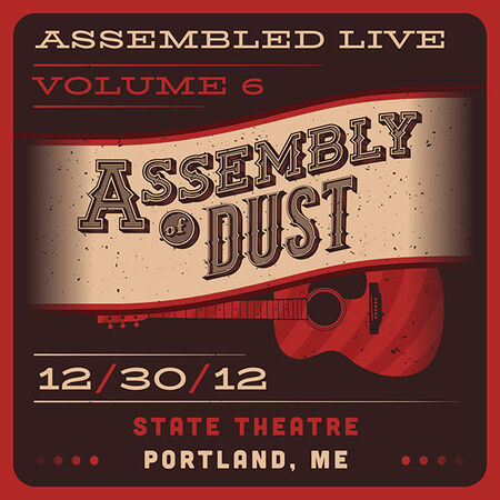 12/30/12 State Theater, Portland, ME