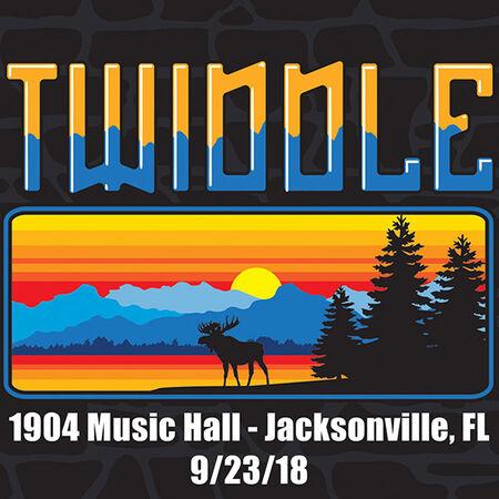 09/23/18 1904 Music Hall, Jacksonville, FL