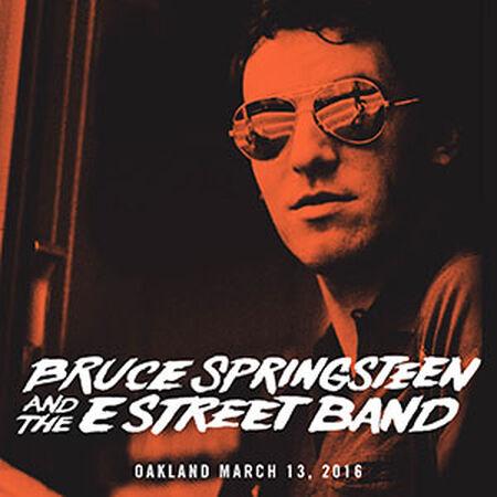03/13/16 Oracle Arena, Oakland, CA