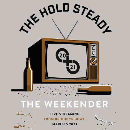 03/05/21 The Weekender 2021, Brooklyn, NY