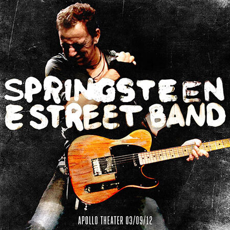 03/09/12 Apollo Theater, New York, NY