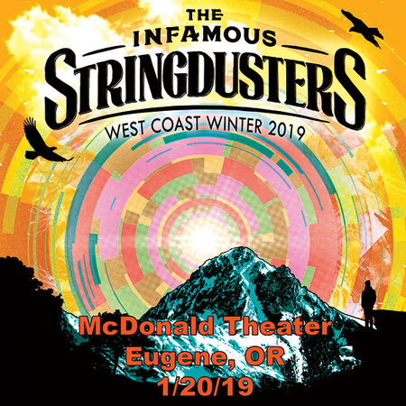 01/20/19 McDonald Theater, Eugene, OR