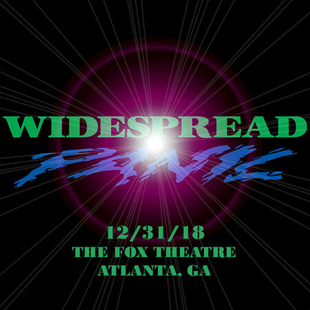12/31/18 The Fox Theatre, Atlanta, GA