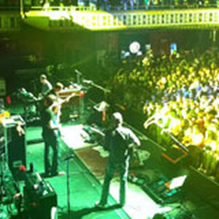 10/28/11 The Tabernacle, Atlanta, GA