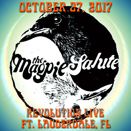 10/27/17 Revolution Live, Ft. Lauderdale, FL
