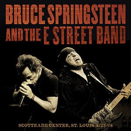 08/23/08 Scottrade Center, St. Louis, MO