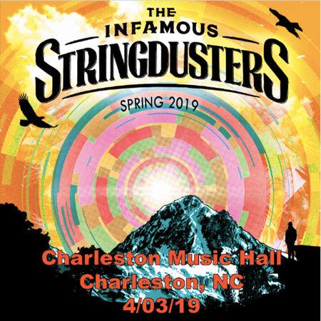 04/03/19 Charleston Music Hall, Charleston, SC