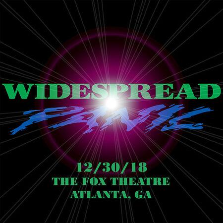 12/30/18 The Fox Theatre, Atlanta, GA