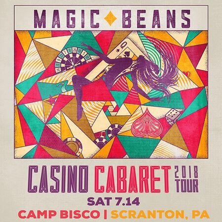 07/14/18 Camp Bisco, Scranton, PA