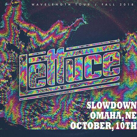 10/10/18 Slowdown, Omaha, NE