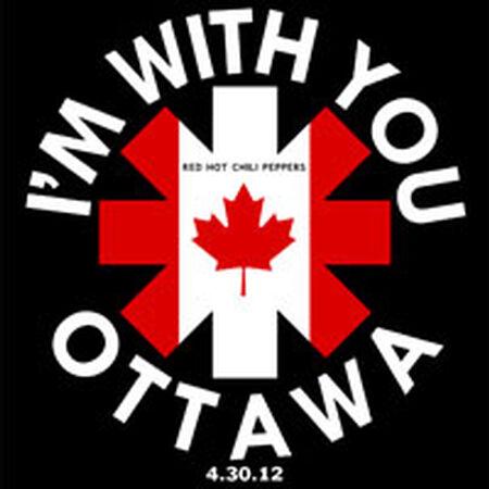 04/30/12 Scotiabank Place, Ottawa, ON