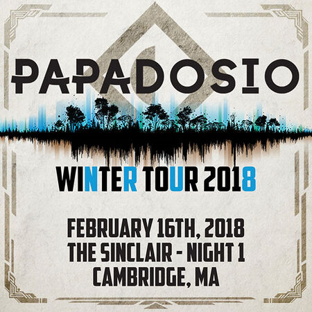 02/16/18 The Sinclair, Cambridge, MA