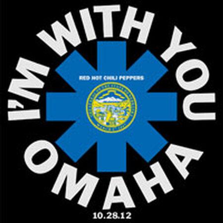 10/28/12 Centurylink Center, Omaha, NE