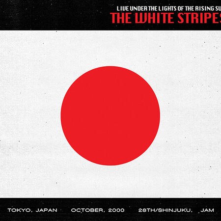 10/28/00 Jam, Tokyo, JPN