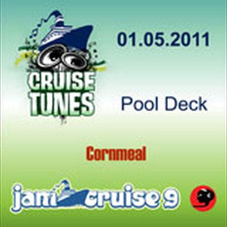 01/05/11 Pool Deck, Jam Cruise, US