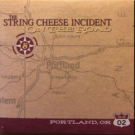 10/19/02 Chiles Center, University of Portland, Porland, OR