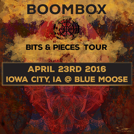 04/23/16 Blue Moose, Iowa City, IA